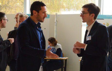 Bourse aux Technologies IA, 5 Décembre 2019, Télécom Physique StrasbourgBourse aux Technologies IA, 5 Décembre 2019, Télécom Physique Strasbourg
